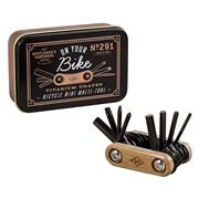 Gentlemen's Hardware - Bicycle Mini Multi-Tool