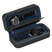 Ted Baker - Travel Watch Case Black Brogue