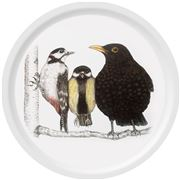 Charlotte Nicolin - Morning Conversation Tray Round 45cm