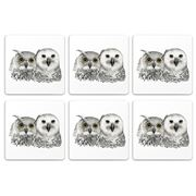 Charlotte Nicolin - Contemplation Coaster Set 6pce