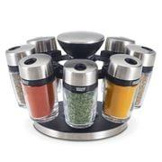 Cole & Mason - Herb & Spice Carousel 8 Jars Set