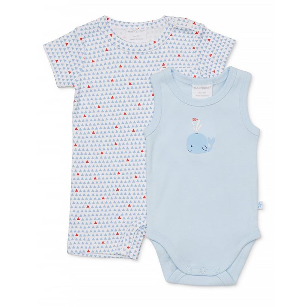 c9ac2f851 NEW Marquise Romper   Bodysuit Blue Set 2pce Size 00 9330199329073 ...