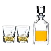 Riedel - Louis Whisky Decanter Set 3pce