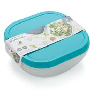 Trudeau - Fuel Salad Container with Ice Pack