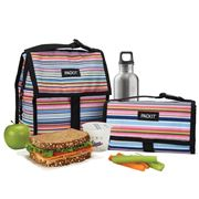Packit - Freezable Lunch Bag Blanket Stripe