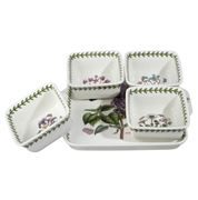 Portmeirion - Botanic Garden Accent Bowl Set 5pce