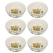 Portmeirion - Botanic Garden Narcissus Fruit Bowl Set 6pce