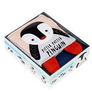 Book - Wee Gallery Cloth: Pitter Patter Penguin Book