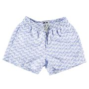 Love Brand - Boy's Island Sky Swim Shorts 1-3 Years