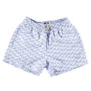 Love Brand - Boy's Island Sky Swim Shorts 7-9 Years