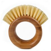 Full Circle - The Ring Veggie Brush
