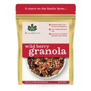 Brookfarm - Wild Berry Granola 400g