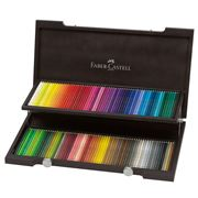Faber-Castell - Polychromos Colour Pencil Set W/Case 120pce