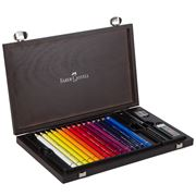 Faber-Castell - Albrecht Durer Wtclr Pencil W/Case 34pc