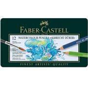 Faber-Castell - Albrecht Durer Watercolour Pencil Box 12pce