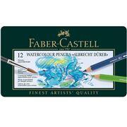 Faber-Castell - Albrecht Durer Watercolour Pencil Box 12pce