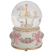 Gibson Baby - Classic Carousel Musical Waterball Small
