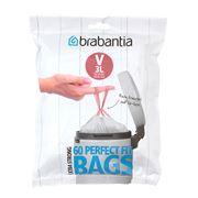 Brabantia - PerfectFit Bags Code V 60pk 3L