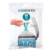 Brabantia - PerfectFit Bags Code W 60pk 5L