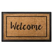 Kenware - Master Door Mat Welcome 45x75cm