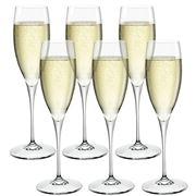Bormioli Rocco - Premium Champagne Set 6pce 250ml