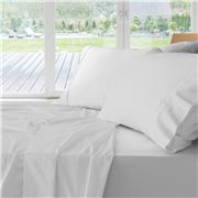 Private Collection - 500 TC Cotton White Queen Sheet Set