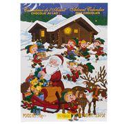 Jacquot - Santa's Sleigh Advent Calendar No.10 75g