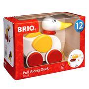 Brio - Pull Along Duck