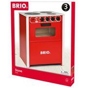 Brio - Stove Red