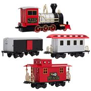 FAO Schwarz - Classic Motorized Train Set 30pce