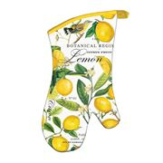 Michel Design - Lemon Basil Oven Mitt