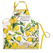 Michel Design - Lemon Basil Apron