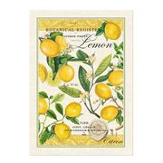 Michel Design - Lemon Basil Tea Towel