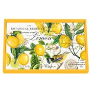 Michel Design - Lemon Basil Wooden Decoupage Vanity Tray