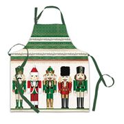 Michel Design - Nutcracker Apron