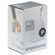 Simplehuman - Code P Custom Fit Liners 60pk