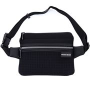 Prene Bags - Bum/Waist Bag Black