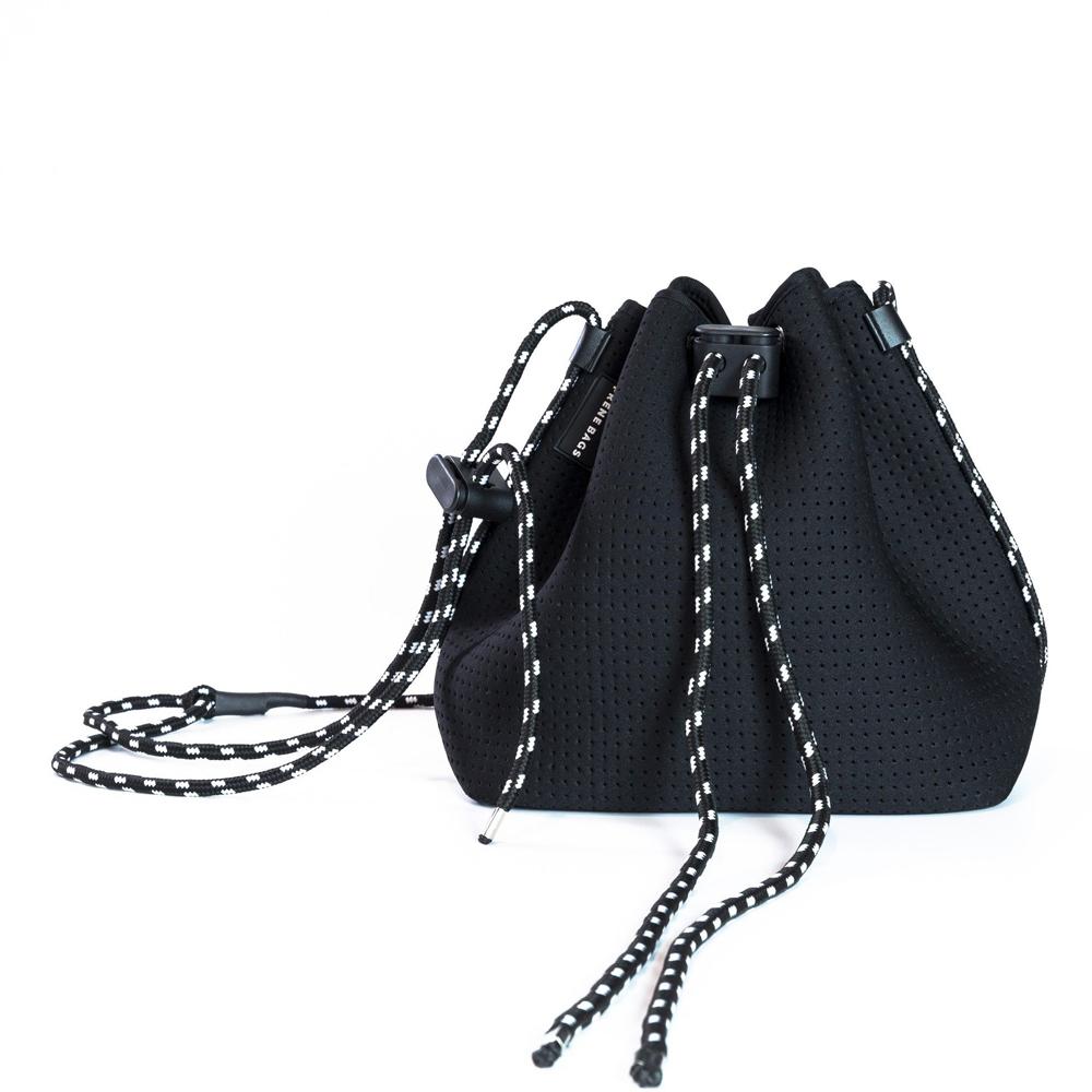 5dccea3220c4 Prene Bags - Billie Bucket Bag Black