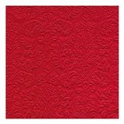 IHR - Cameo Uni Lunch Napkins Red 16pce