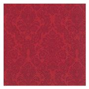 IHR - Palais Lunch Napkins Red 20pce