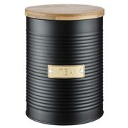 Typhoon - Otto Tea Canister Black 1.4L
