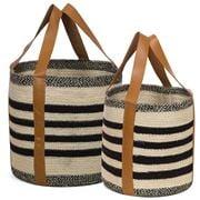 Academy Home Goods - Salinger Basket 2pce Set