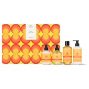 Crabtree & Evelyn - Zest For Life Citron & Coriander Set 4pc
