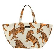 Wouf - XL Tote Bag Leopard