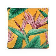 Wouf - Velvet Cushion Birds of Paradise