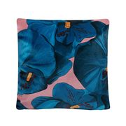 Wouf - Velvet Cushion Orchidee