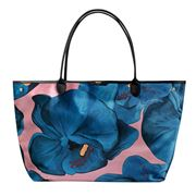 Wouf -  Velvet Tote Bag Orchidee