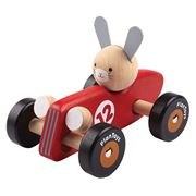 PlanToys - Rabbit Racing Car