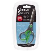 Micador - Sizzle Scissors Green Left Handed