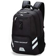 High Sierra - Active Laptop Backpack Black/Silver